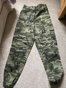 Kylie Combat Trouser 15 Years