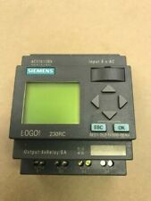 Siemens Logo 6ED1052-1FB00-0BA0 PLC Logic Module NEW IN BOX Surplus