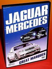 Great Marques : Jaguar & Mercedes - DVD - New & Sealed