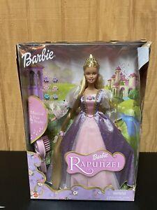 BARBIE AS RAPUNZEL - NEW IN BOX - MATTEL #55532 - 2001