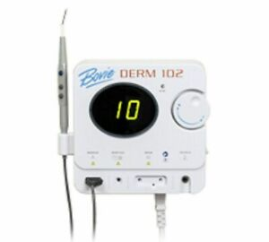 Bovie DERM 102 High Frequency Dessicator with Bipolar 10W Brand New