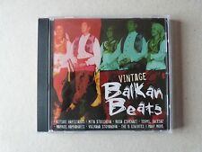 Various Artists - Vintage Balkan Beats (2014)