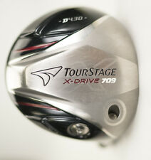 [USED] Bridgestone TourStage X-Drive 709 Type D430 9.5D Head Only. Japan Model