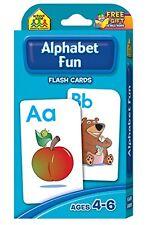 Alphabet Best Fun Cards for Kids Child Girls Boys Learning Reading Letter NEW