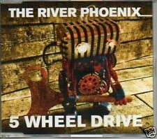 (339F) The River Phoenix, 5 Wheel Drive - DJ CD
