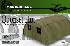 Quonset hut 1/35th scale