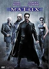 Matrix ( Sci-Fi Kult ) von Wachowski Brothers mit Keanu Reeves, Hugo Weaving