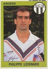 N°012 PHILIPPE LEVENARD SCO.ANGERS VIGNETTE PANINI FOOTBALL 94 STICKER 1994