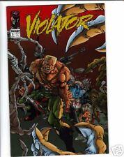 Violator #2 comic book 1994 Alan Moore