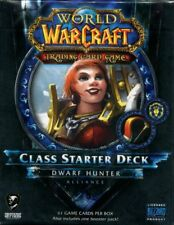 New Sealed Class Starter Deck Dwarf Hunter Alliance World of Warcraft WoW TCG