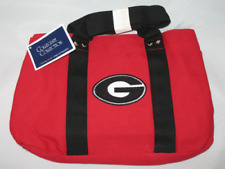 Collegiate Collection University of Georgia Bulldogs Small Tote Bag Purse