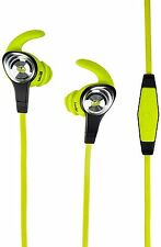 Monster iSport Intensity In-Ear Fitness Wired Headphones Green