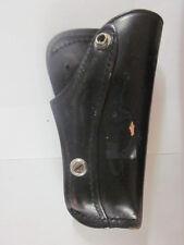 Vintage  Jay-Pee Holster Black Leather Pistol Right Hand