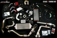 Prodigy Performance Turbo Stage 2 Intercooled Kit 2012-18 Jeep Wrangler JK 3.6L