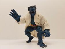 Beast X-Men Marvel Legends Toy Biz Actionfigur mit Laborkittel Hank McCoy
