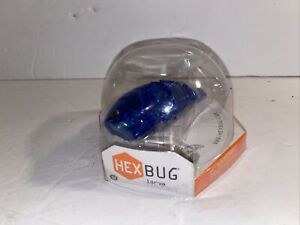 Hexbug LARVA (BLue) Battery Powered Robot Micro Robotic Hex Bug
