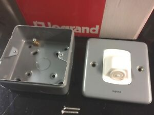 20A CABLE OUTLET LEGRAND SYNERGY WITH TERMINAL BLOCK 20A 250V METALCLAD