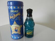 VERSACE Blue Jeans Eau De Toilette For Men Natural Spray 75ml