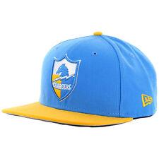 New Era 950 NFL Historic Baycik San Diego Chargers Snapback Hat (PB/Yellow) Cap