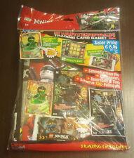 LEGO ® Ninjago ™ série 3 Trading Card Game Conditionnement Classeur Starter Set