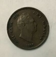 1835 GREAT BRITAIN 1/3 FARTHING COIN!