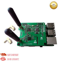 NEW MMDVM Hotspot Duplex Support P25 DMR YSF SMA Connectors for Raspberry Pi