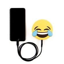 Laughing Face Emoji PowerBank 2000mAh - High Quality Portable Travel Charger