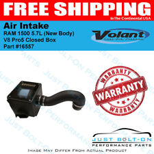 VOLANT 16857 COOL AIR INTAKE W//PRO 5 AIR FILTER FOR RAM 1500//2500//3500 5.7L V8