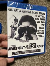 The Apartment On The 13th Floor Code Red Blu-ray Rare Oop Region A B C