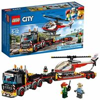 LEGO City Heavy Cargo Transport 60183 Building Kit 310 Piece Best Toy for Kids