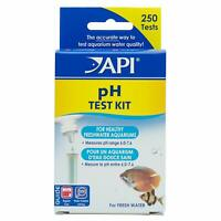 API pH Alkaline Acidic Test Kit Freshwater Aquarium Water Fish Plants 250 Tests