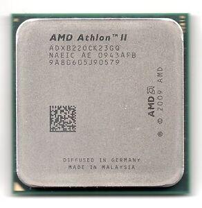 Athlon B220 - ADXB22OCK23GQ socket AM2+/AM3