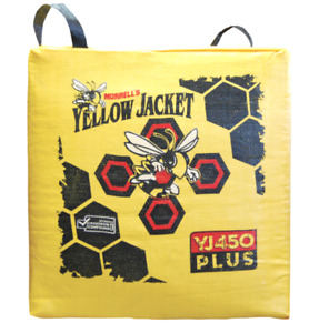Morrell Yellow Jacket YJ-450 Plus Archery Target   STOPS ALL CROSSBOWS   4 SIDES