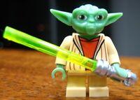 LEGO STAR WARS YODA BABY JEDI MASTER GENUINE MINIFIG Rise Skywalker Mandalorian