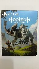 Horizon Zero Dawn  Steelbook Case (No game) *NEW* Limited Edition