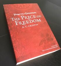 Pirates of the Caribbean The Price of Freedom Uncorrected Advance Proof 1st Edit