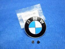 BMW e30 Emblem NEU Motorhaube Bonnet Hood NEW Cabrio Touring Limo 318i 320i 325i