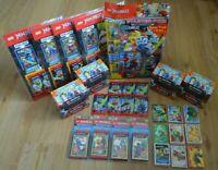 Lego Ninjago™ Serie 5 Trading Card Game Display Starter Blister Multipack & Tin
