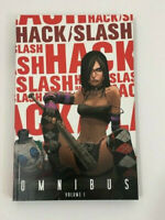 Hack Slash Omnibus Vol 1 Graphic Novel TPB