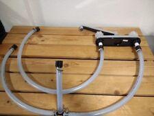 Faucet Kit for 1 Faucet - 3 4 Compartment Concession Sink Portable