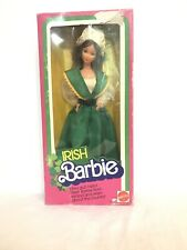 1983 Irish Barbie No. 7517