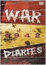 War Diaries 1942 New DVD.World War Two II WW2