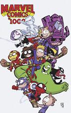 MARVEL COMICS #1000 YOUNG VARIANT (28/08/2019)