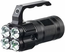 Kryolights Led Focos de Mano TRC-4.4A Linterna 2000 Lumen Luces Lámpara de Mano