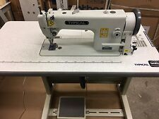 TYPICAL WALKING FOOT INDUSTRIAL SEWING MACHINE GC 0303 WITH ENERGY SAVING MOTOR