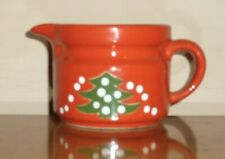 "WAECHTERSBACH *CHRISTMAS TREE* CREAMER...WEST GERMANY - 2.5""/6 OZ - DISCONTINUED"