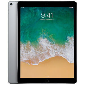 Apple iPad Pro 12,9 Zoll 1 Gen A1652 128GB Cellular Wi-Fi 4G LTE Tablet wie Neu