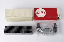 Leitz 37868 film strip carrier for Prado 66 + UEOXU slide magazine for 35mm