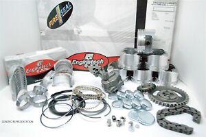 """Fits 2009 2010 Saturn Outlook Vin""""D"""" 3.6L V6 24V DOHC - Engine Rebuild Kit+HB"""