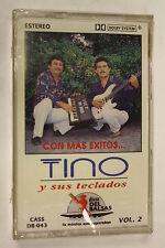Tino Y sus teclados Vol.2(Audio Cassette Sealed)